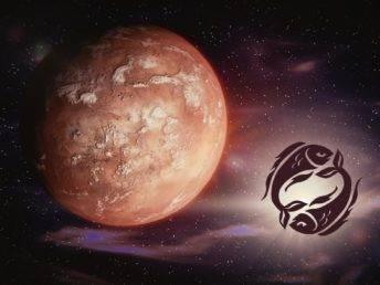 Mars in Pisces