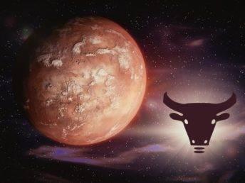Mars in Taurus