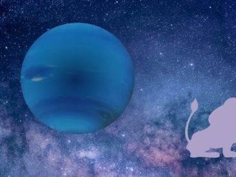 Neptune in Leo