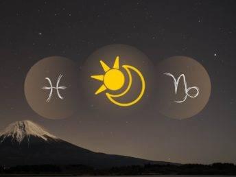 Pisces Sun Capricorn Moon