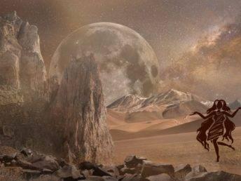 Pluto in Virgo