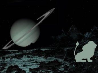 Saturn in Leo