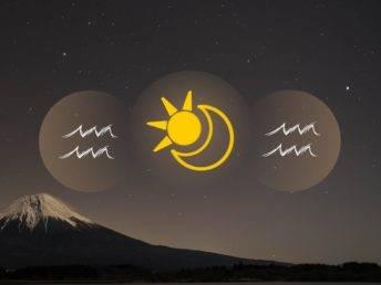 Aquarius Sun Aquarius Moon