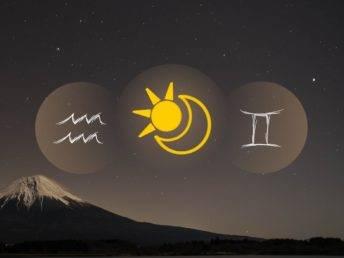 Aquarius Sun Gemini Moon