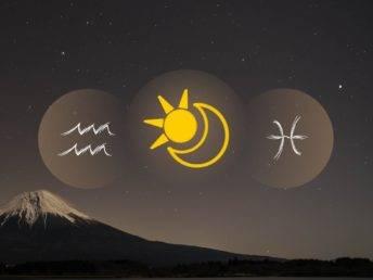 Aquarius Sun Pisces Moon