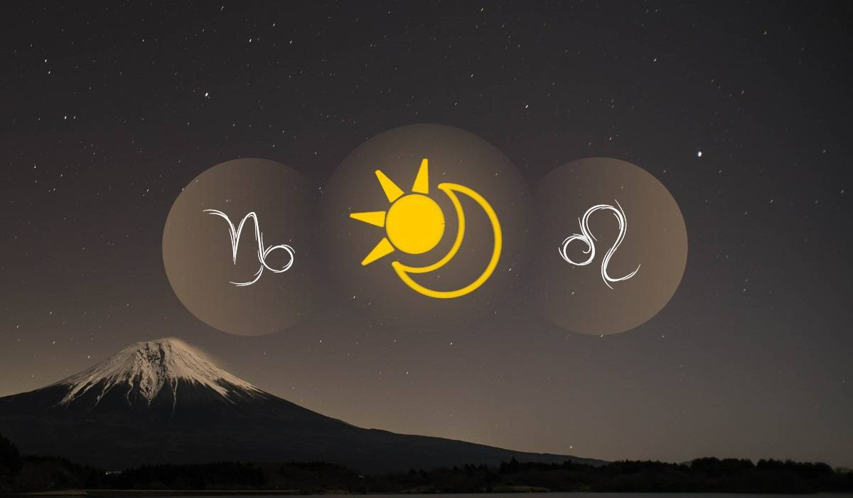 Capricorn Sun Leo Moon