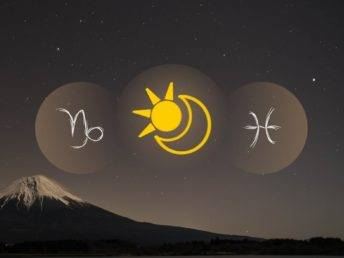 Capricorn Sun Pisces Moon