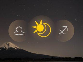 Libra Sun Sagittarius Moon