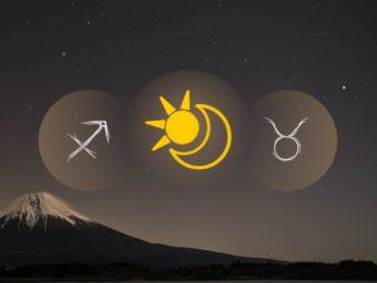 Sagittarius Sun Taurus Moon