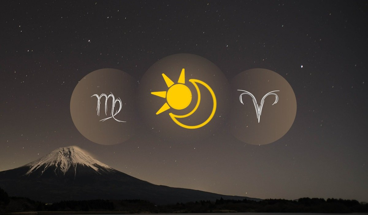 Virgo Sun Aries Moon