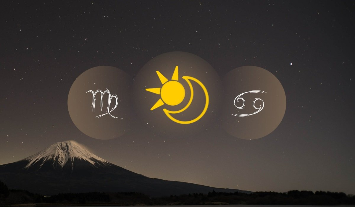 Virgo Sun Cancer Moon