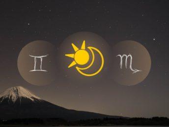 Gemini Sun Scorpio Moon