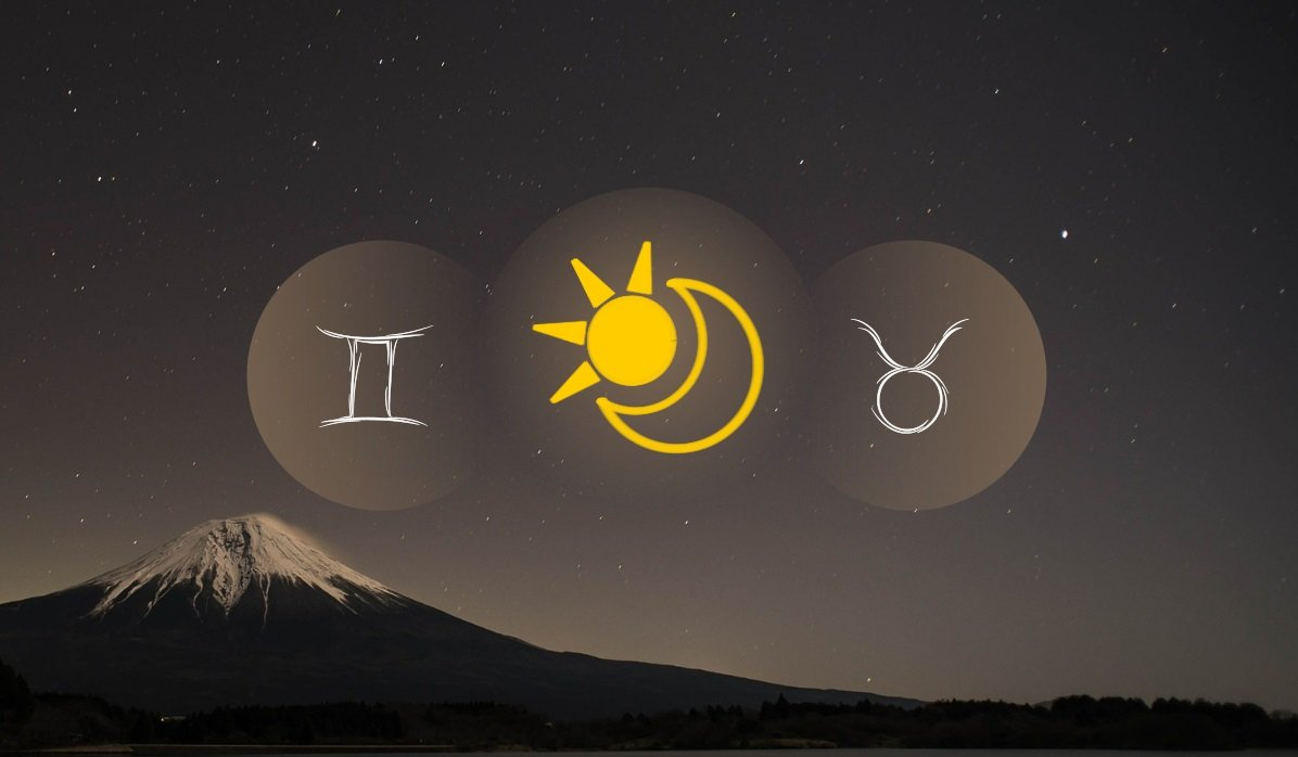 Gemini Sun Taurus Moon