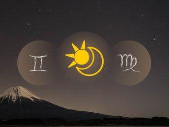 Gemini Sun Virgo Moon
