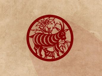 Goat Chinese Zodiac Animal