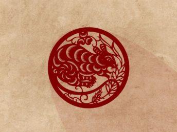 Rat Chinese Zodiac Animal