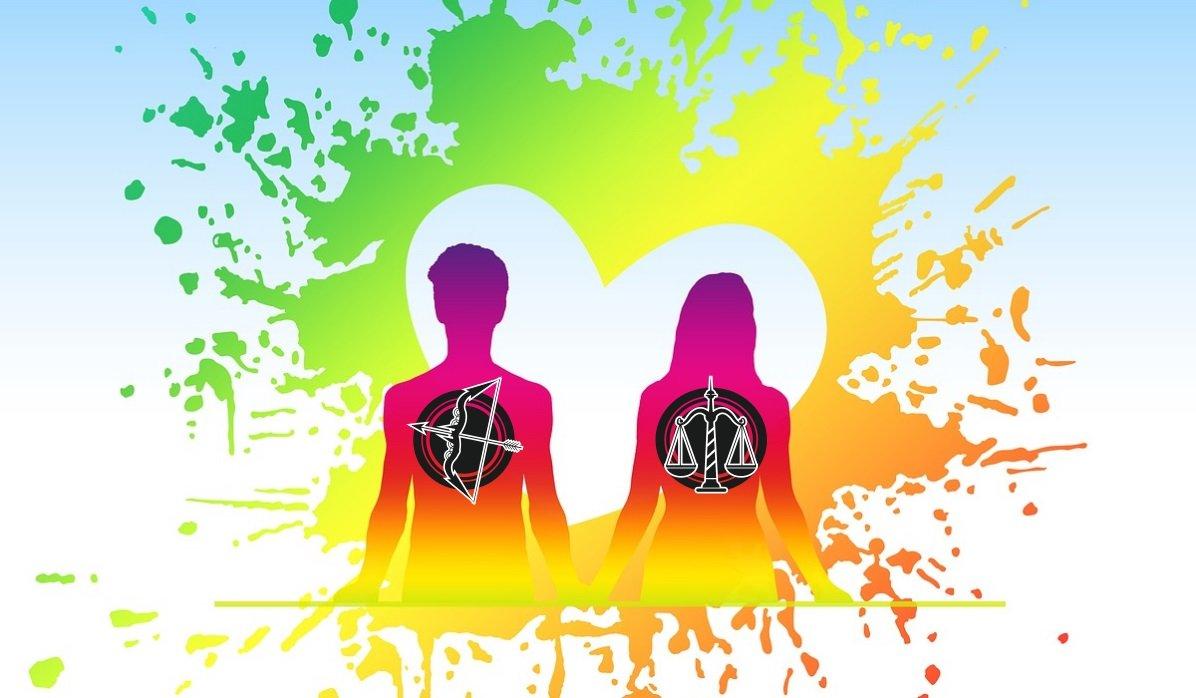 Sagittarius Man and Libra Woman Long-Term Compatibility