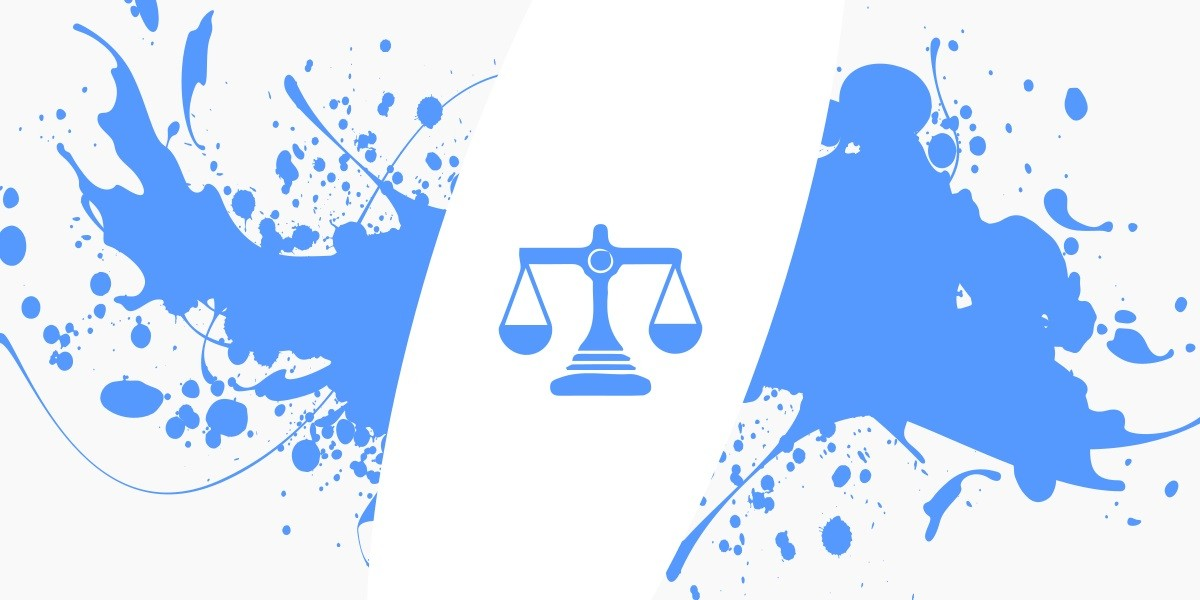 Libra Lucky Color Blue
