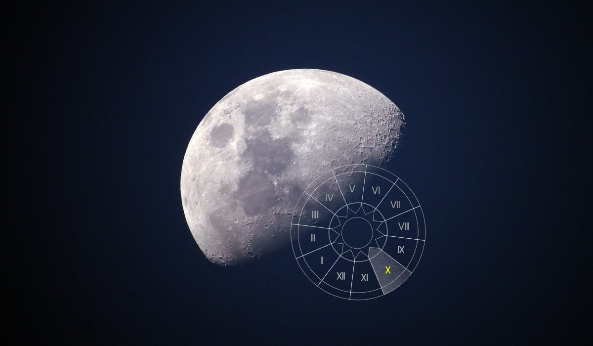 Moon in 10th House: How It Shapes Your Personality