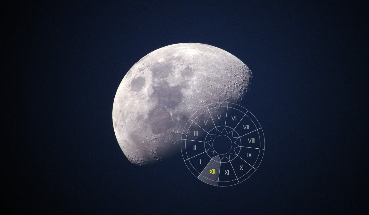Moon in 12th House: How It Shapes Your Personality