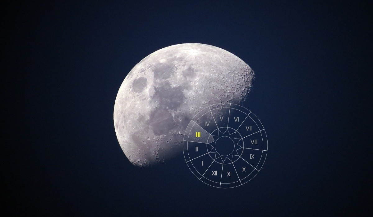 Moon in 3rd House: How It Shapes Your Personality