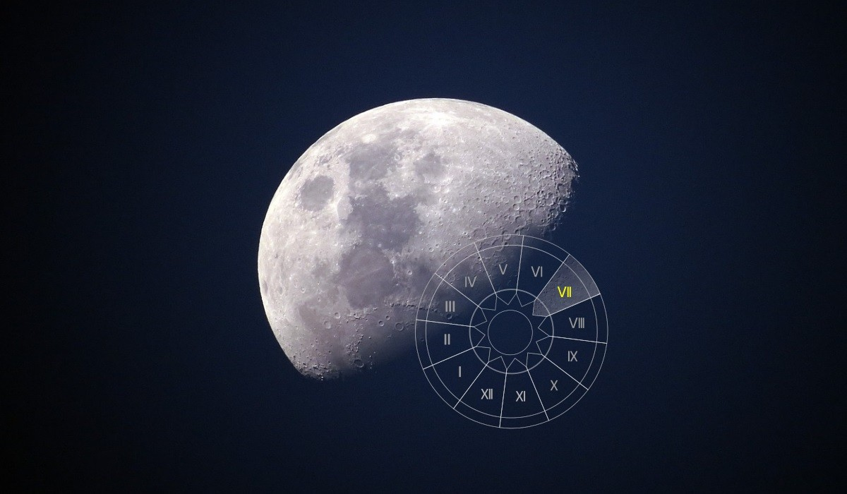 Moon in 7th House: How It Shapes Your Personality