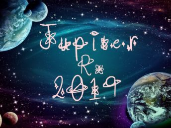 Jupiter Retrograde 2019