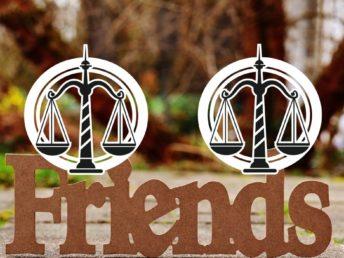 Libra and Libra Friendship