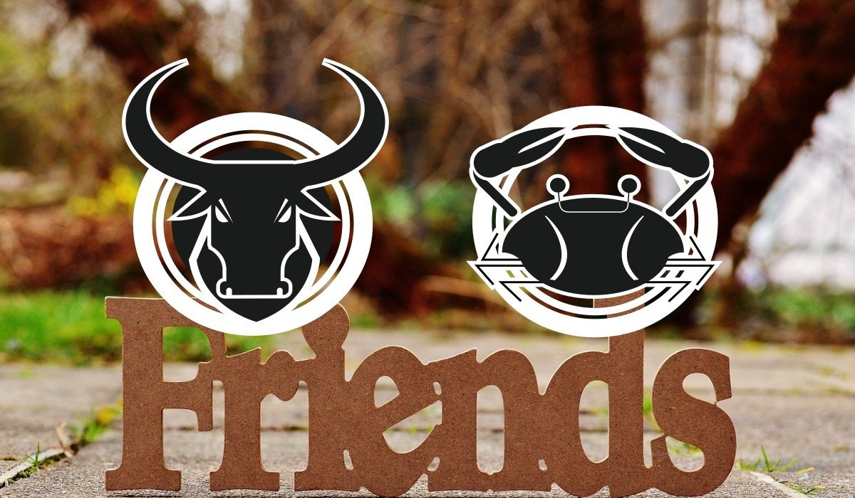 Taurus and Cancer Friendship Compatibility