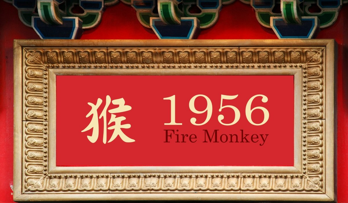 1956 Fire Monkey Year