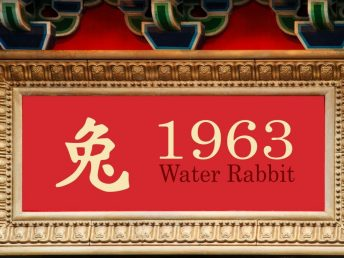 1963 Water Rabbit Year