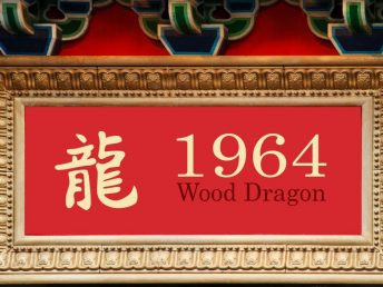 1964 Wood Dragon Year