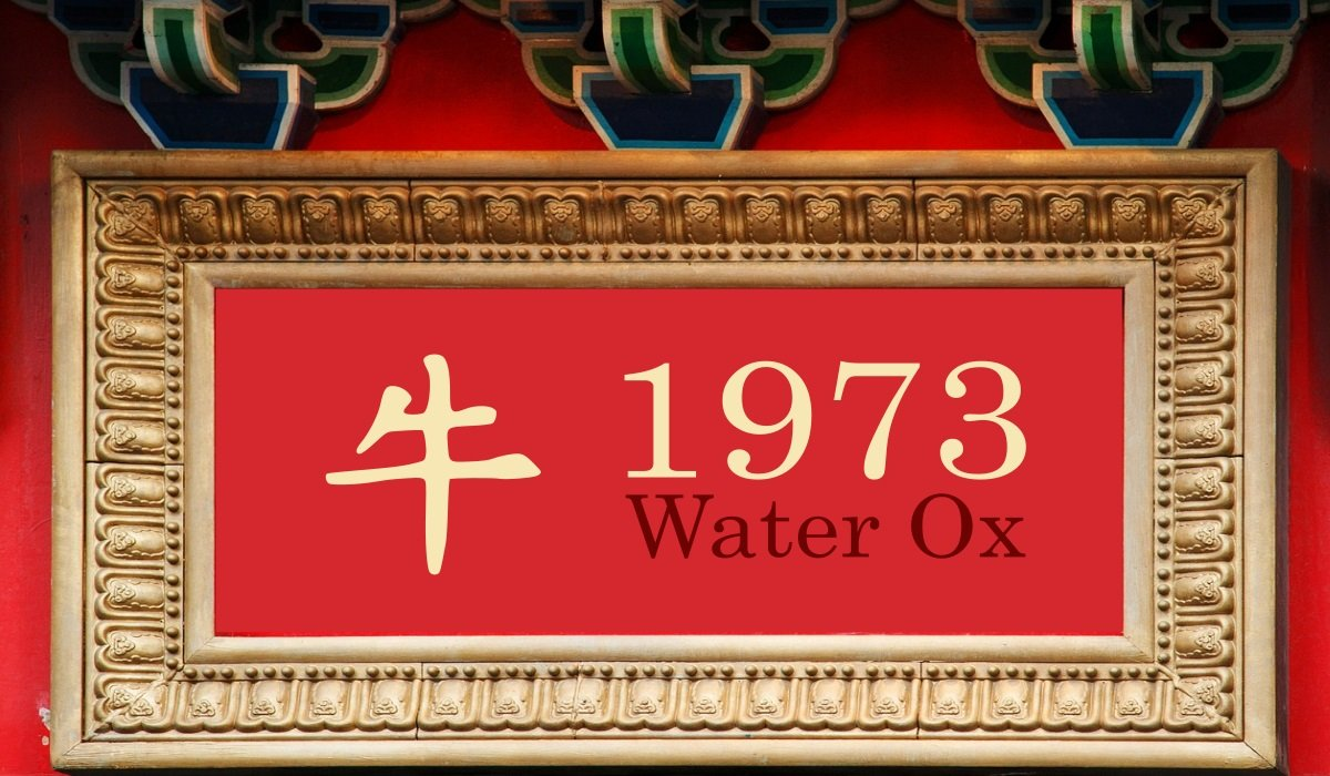 1973 Water Ox Year