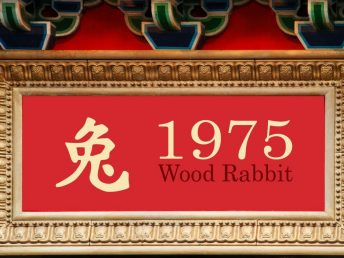 1975 Wood Rabbit Year