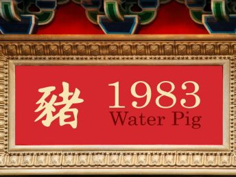 1983 Water Pig Year