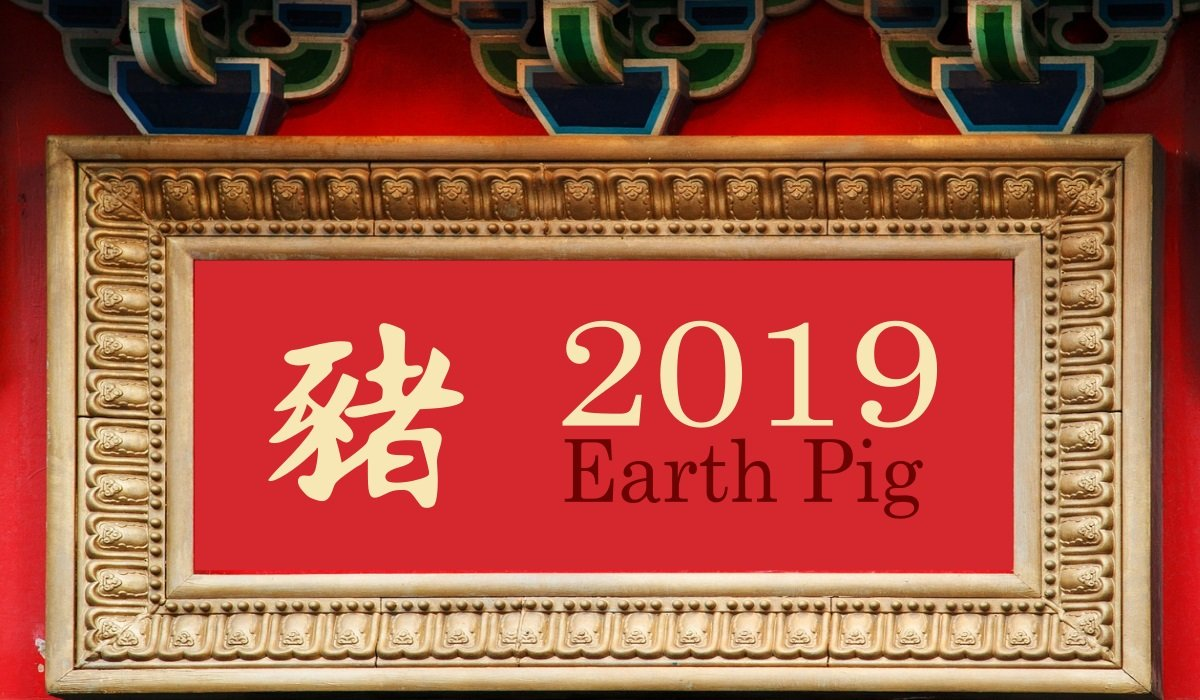 2019 Earth Pig Year