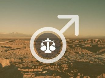 Mars in Libra man
