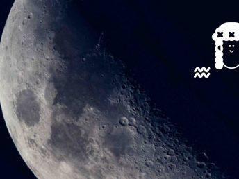 Moon in Aquarius woman