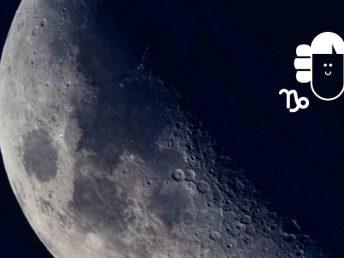 Moon in Capricorn woman