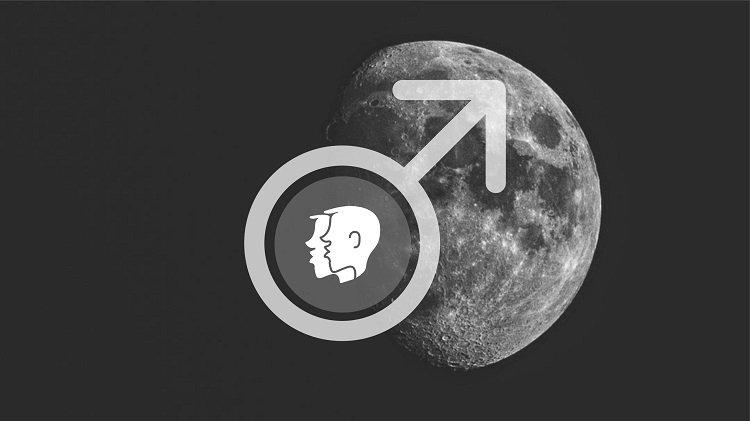Moon in Gemini man