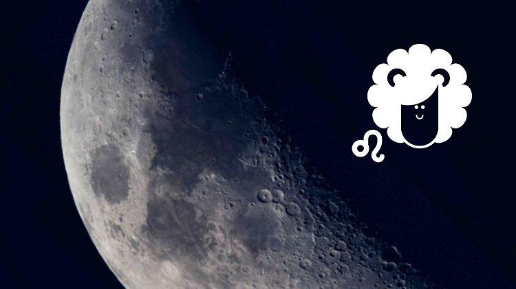 Moon in Leo woman