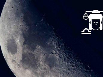 Moon in Libra woman