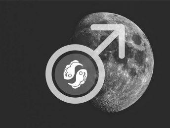 Moon in Pisces man