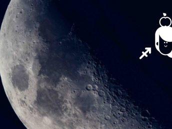 Moon in Sagittarius woman