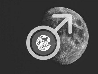 Moon in Scorpio man
