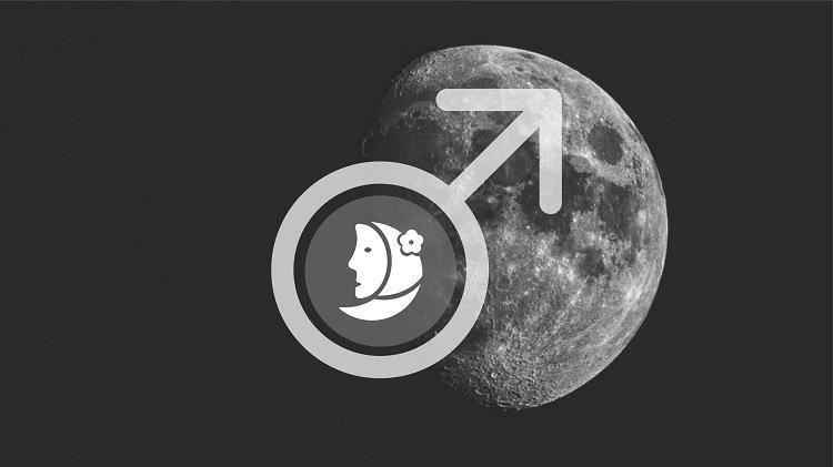 Moon in Virgo man