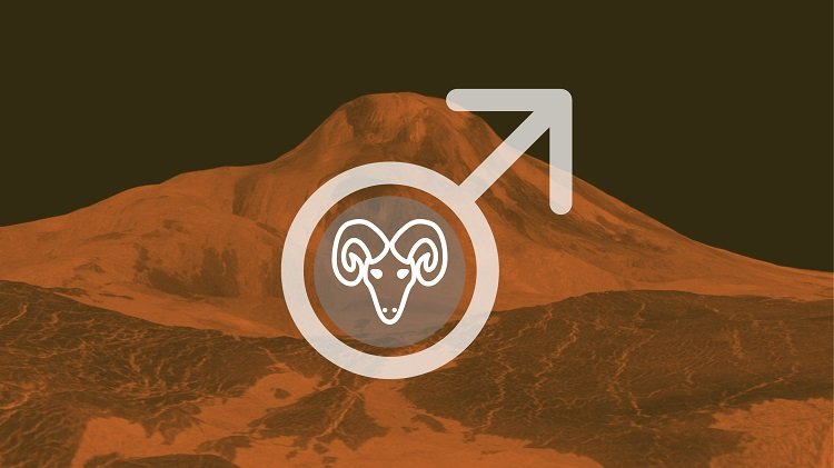 Venus in Aries man