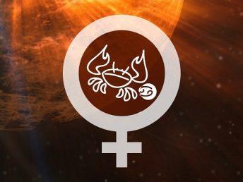 Venus in Cancer woman