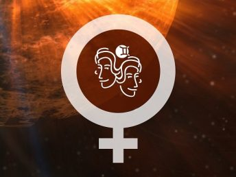 Venus in Gemini woman