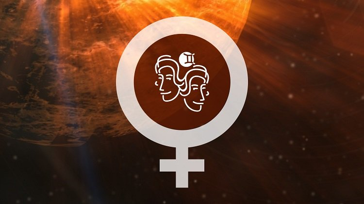 Venus in Gemini woman